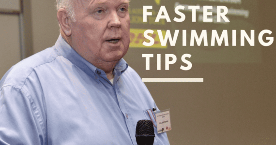 Consejos para nadar más rápido de Bill Sweetenham
