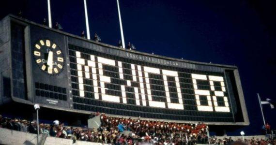 Olimpiadas Mexico1968