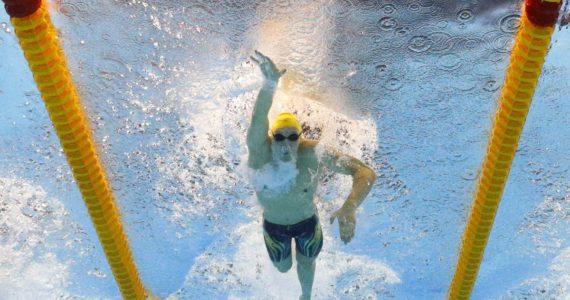 Mark Horton Nadador Australia