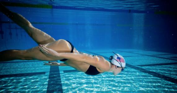Natalie Coughlin USA Swimmer