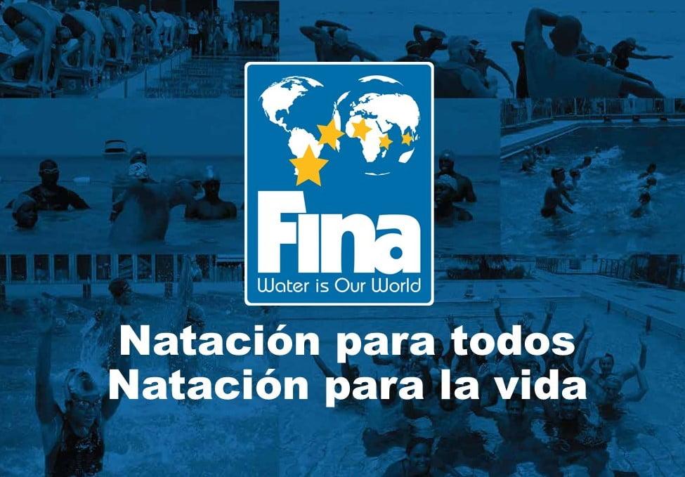 Programa FINA Natación para todos - Natación para la vida