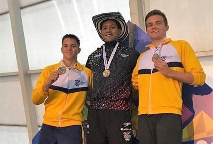 campeonato sudamericano juvenil de natación