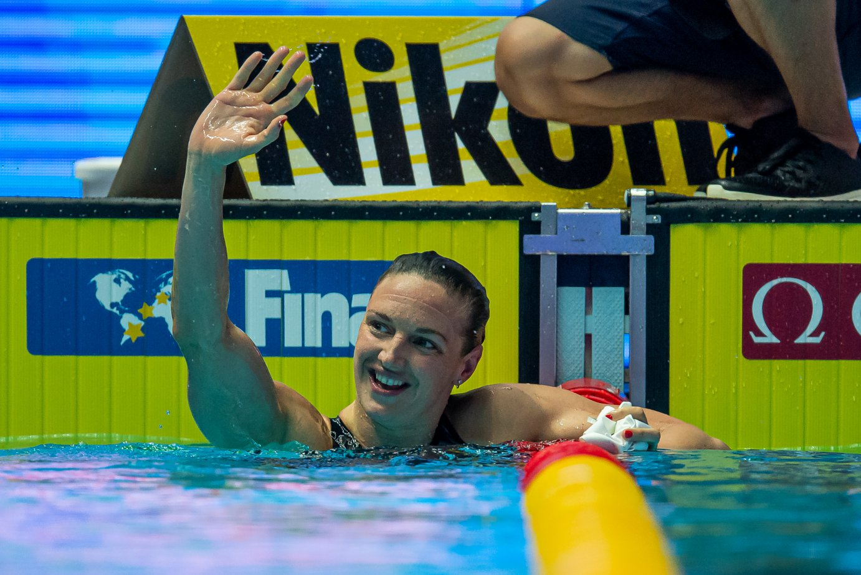 Campeonato Mundial FINA Natacion Gwangju 2019 Katinka Hosszu Oro 200m IM